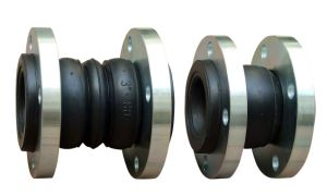 Flanged Rubber Joint, Single Sphere pictures & photos