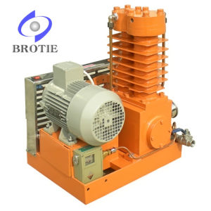 Brotie Totall Oil-Free Sf6 Sulfur Hexafluoride Gas Booster Compressor Set pictures & photos