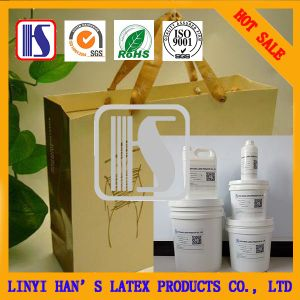 Han′s Water-Based Hot Saling Polyurethane Laminating Glue pictures & photos