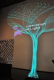 Fiber Optic Shining Tree (HYT-100) for Hotel, Museum, Gallery pictures & photos