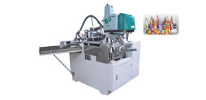 Water Cone Cup Top Curling Machine (ZZB-120A) pictures & photos