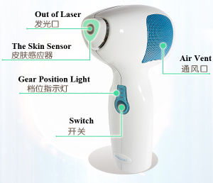Mini 808nm Diode Laser Hair Removal Beauty Equipment pictures & photos