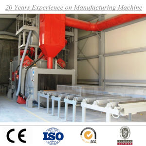 I Beam Shot Blasting Machine with ISO BV SGS pictures & photos