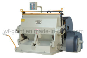 Creasing and Die Cutting Machine (ML-1300/1400/1500/1500JG) pictures & photos