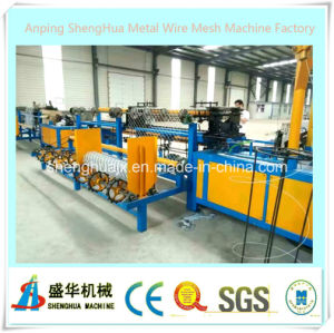 2016 New Type Full Automatic Chain Link Fence Machine (Made in China) pictures & photos