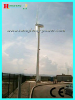 CE 100kw Permanent Magnet Direct Drive Wind Generator (SGS)