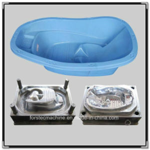 PVC Single Cavity Plastic Baby Bath Tub Injection Mould pictures & photos