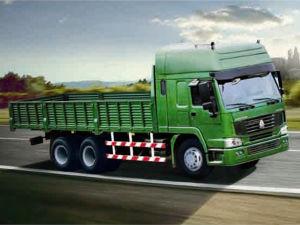 7.6m Sino Trucks 336HP Van Lorry Truck 6X4 Cargo Truck