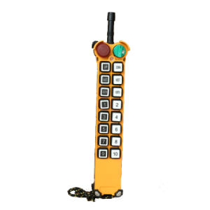 Wireless Remote Controller for Crane (F21-16S) pictures & photos