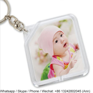 Hot Sale Eco-Friendly Acrylic Key Chain pictures & photos