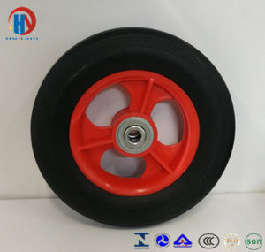 Colour PU Foam Wheel pictures & photos