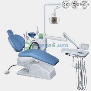 Medical Hospital Electric and Hydraulic Dental Chair pictures & photos