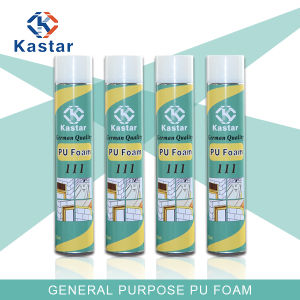 Hot Sale Window PU Foam Sealing (Kastar 111) pictures & photos