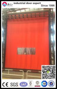Industrial Automatic Self Repairing PVC Door pictures & photos