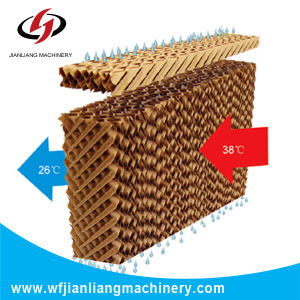 High Quality Industrial Cooling Pad for Greenhouse Use pictures & photos