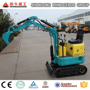 0.8t, 1.5t Mini Excavator Mini Digger with Ce ISO Certification pictures & photos