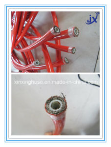 High Pressure PA Hose with Steel Wire Braided pictures & photos