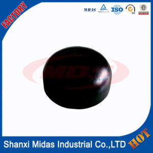 Large Carbon Steel Pipe End Cap for Steel Tube Rectangular pictures & photos