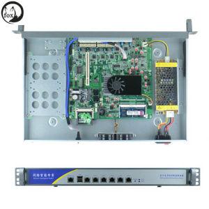 6 LAN 1u Atom D2550 Rackmount Networking Firewall Server pictures & photos