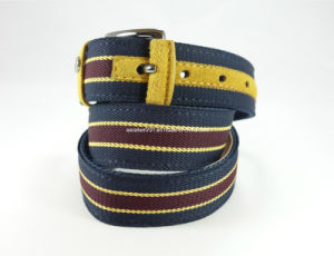 Fashion Canvas Belt (EUBL0382-35)