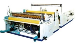 Automatic Slitting Rewinder for Paper Production Line pictures & photos