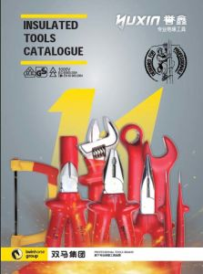 VDE Insulated Diagonal Cutter pictures & photos