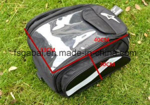 Fashion Big Motorcyle Magnetics Helmet Tank Bag Full Helmet Backpack pictures & photos