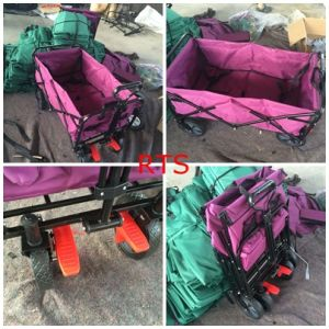 Folding Cart Trolley pictures & photos