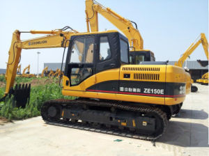 Ze150e Cummins Engine Hydraulic Crawler Excavator pictures & photos