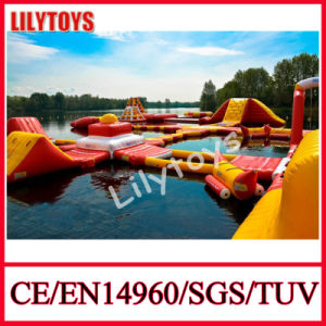2014 Aqua Jump Inflatable Floating Water Park, Inflatable Water Park with En15649 Certificate pictures & photos