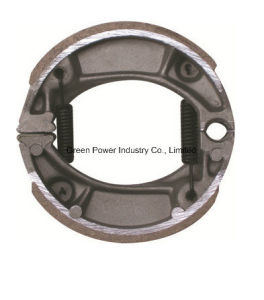 Motorcycle Brake Shoe Manufacture Factory pictures & photos