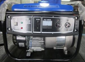HH2700 2kw Gasoline Power Generating Set with CE pictures & photos