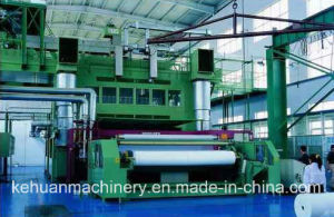 2.4m Single Die New Technology Production Line for PP Spun Bond Non Woven pictures & photos