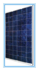 240W Renewable Energy Solar Panel/ Polycrystalline Solar Panel Cells