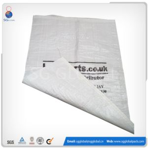 China White Coated 50lbs PP Woven Rice Bag for Us pictures & photos