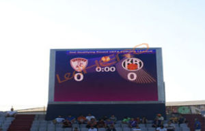 Full Color P20 Outdoor Stadium Counting Score LED Screen
