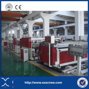 Yf CE Certificate Crust Foam Board Extrusion Line pictures & photos