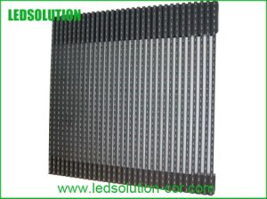 18.75mm Outdoor LED Curtain Display for Events or Shows pictures & photos