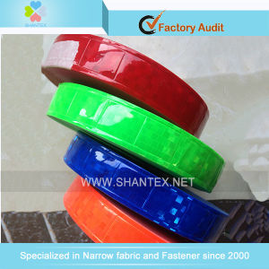 PVC Warning Reflective Tape pictures & photos