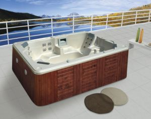3.1 Meter Outdoor SPA Jacuzzi Hot Tub for 5 Persons (M-3319) pictures & photos