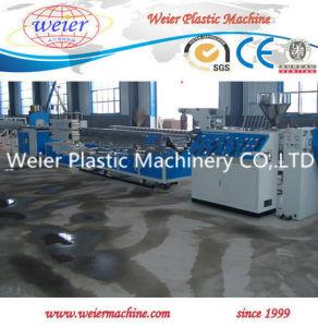 PVC Windowsill Production Line/PVC Windowsill Board Production Line pictures & photos