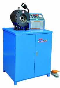 "High Pressure 2 1/2"" Hose Crimper Machine From Kangmai Hydraulic pictures & photos"
