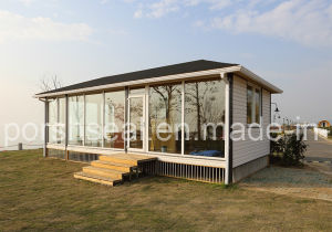 Prefab House, Module House, Prefabricated House, Container House--S02