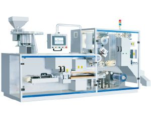 High Speed Blister Packing Machine Dph250