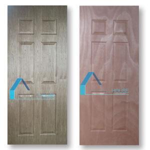 Moulded Door Skin Plywood Door Skin 2150X820/920X2.7mm/3.0mm/3.6mm pictures & photos