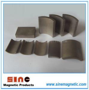 High Temperature SmCo Permanent Motor Magnet pictures & photos