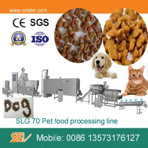 Automatic Dry Pet Food Processing Machinery pictures & photos
