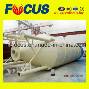50t 100t 150t 200t 300ton Cement Storage Tank for Concrete Batching Plant with Security and Economy pictures & photos