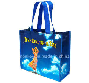 Promotional Gifts Advertising PP Woven Shopping Bag pictures & photos