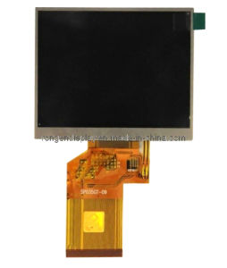 Rg035qtt-10 3.5 Inch TFT LCD Screen for Handheld Device Display pictures & photos